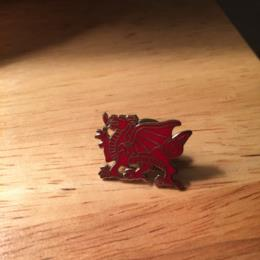 Travel Wales Red Dragon