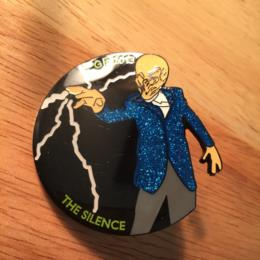 Destination Imagination Doctor Who Silence Pin