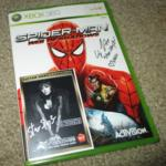 Spider-Man: Web of Shadows - Signed