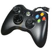 Black Xbox360  Controller