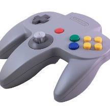 Controller Grey