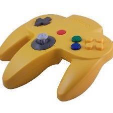Controller Yellow