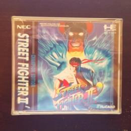 Street Fighter II' (PC Engine)