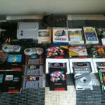 SNES/SFC collection