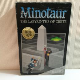 Minotaur: The Labrynths of Crete (Macintosh, CIB)