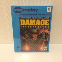 Damage Incorporated - Mac Replay Version (Mac, NIB)