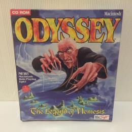 Odyssey: The Legend of Nemesis (Mac, NIB)