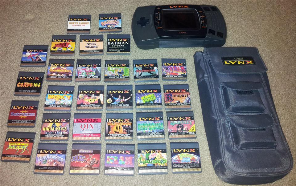 Atari: Lynx - Gen.2