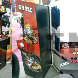 Totem 21.5 inch Upright Arcade Game Machine With 520 Game