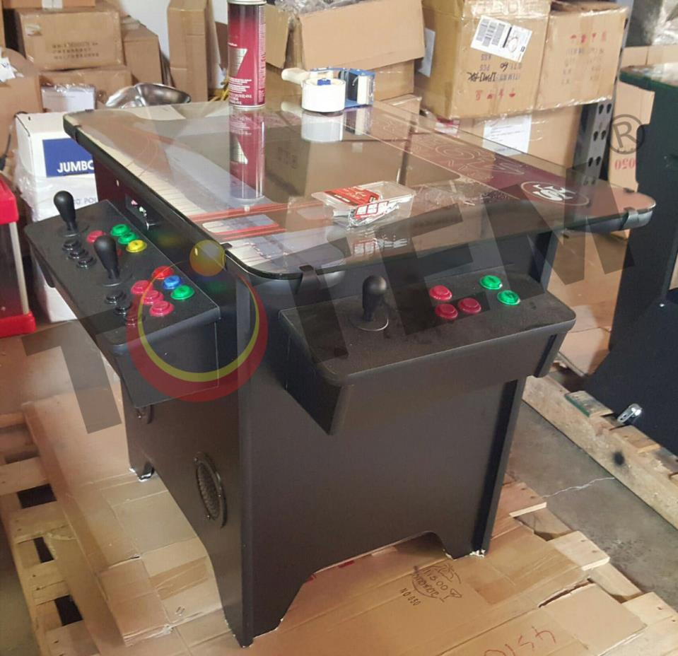 Totem 19 inch Mame Cocktail Table Machine For 4 Players