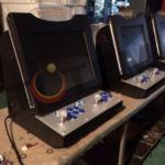 Totem 19 inch Mini Bartop Arcade Game Machine With Pandora Box 3