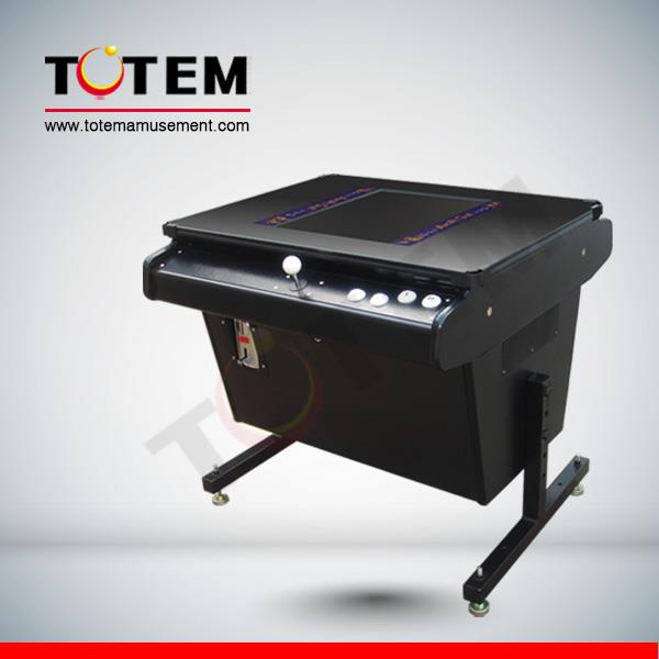 Totem 19 inch 60 Classic Adjust Cocktail Table Arcade Game Machine