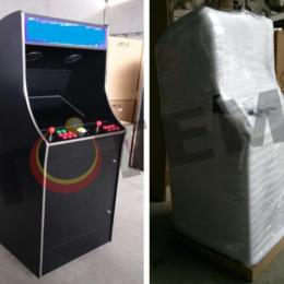 Totem 20.5 inch Upright Arcade Game Machine With Trackball