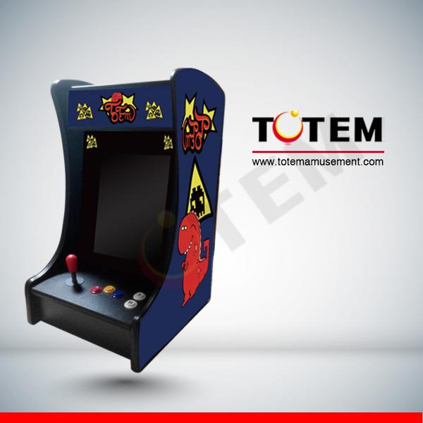 Totem 17 inch 60 Classic Mini Cocktail Arcade Game Machine