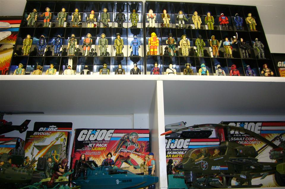 80's G.I Joe Collection