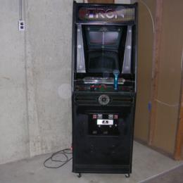 Dedicated Bally Midway Tron Video Arcade Game for sale