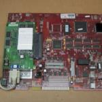 Golden Tee Fore 2005 Arcade Game Circuit Board, PCB, Red Board for sale