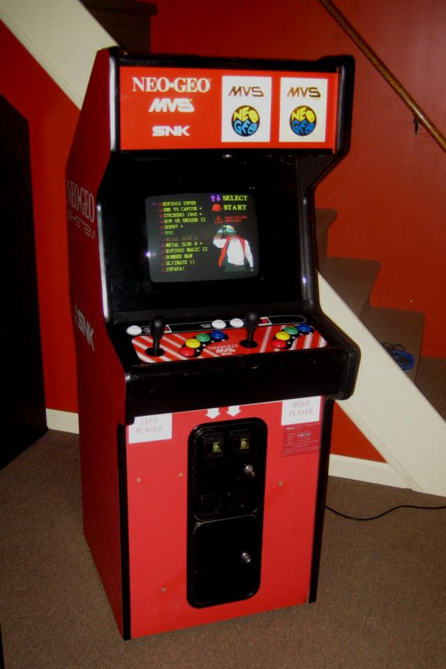 Picure of [SNK Neo Geo Mini Cabaret Dedicated Arcade Game, Great Condition, Working]