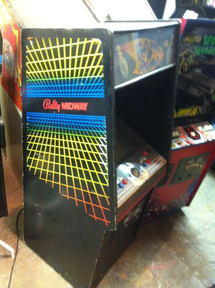 Bally Midway Arcade Cabinet Jamma With Bowl O Rama For