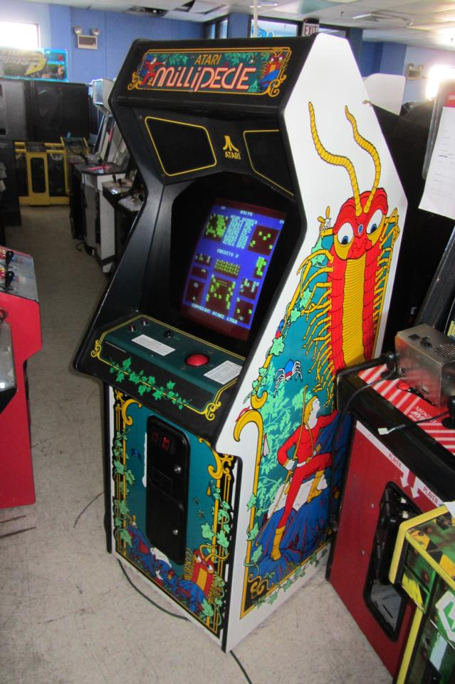 Atari Millipede Arcade Game Very Nice In Ct For Sale By