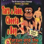 Tarz & Jane, Cheeta & Boy DVD