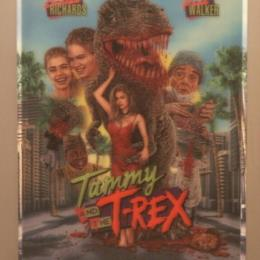 Tammy and the T-Rex 4K Ultra HD Blu-ray combo 2019 w/ lenticular slipcover