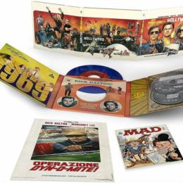 Once Upon a Time in Hollywood Collector's Edition (Blu-ray + 4K UHD)