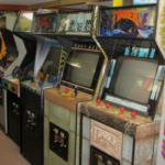 Upright Classic Arcade Games