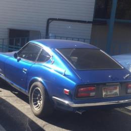 a classic Z car